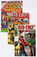 Silver Age (1956-1969):Western, Kid Colt Outlaw Group of 29 (Marvel, 1966-75) Condition: AverageFN/VF.... (Total: 29 Comic Books)