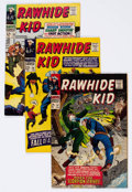 Silver Age (1956-1969):Western, Rawhide Kid Group of 54 (Marvel, 1967-74) Condition: Average VF-.... (Total: 54 Comic Books)