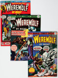 Bronze Age (1970-1979):Horror, Werewolf by Night #1-40 Group (Marvel, 1972-77) Condition: AverageFN/VF.... (Total: 44 Comic Books)