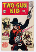 Silver Age (1956-1969):Western, Two-Gun Kid #60 Handwritten Issue Number Variant (Marvel, 1962)Condition: VG/FN....