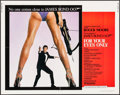 "Movie Posters:James Bond, For Your Eyes Only (United Artists, 1981). Half Sheet (22"" X 28"").James Bond.. ..."