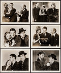 "Movie Posters:Comedy, For Love or Money (Universal, 1939). Photos (19) (8"" X 10""). Comedy.. ... (Total: 19 Item)"