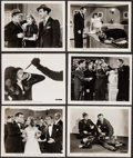 """Movie Posters:Mystery, The Last Warning (Universal, 1938). Photos (34) (8"""" X 10""""). Mystery.. ... (Total: 34 Items)"""