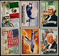 Non-Sport Cards:Singles (Pre-1950), 1950's Topps Non-Sports Card Collection (161). ...