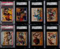 "Non-Sport Cards:Singles (Pre-1950), 1937 R172 Gum Inc. ""Wild West Series"" Near Set (46/49). ..."