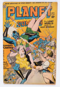 Golden Age (1938-1955):Science Fiction, Planet Comics #32 (Fiction House, 1944) Condition: GD....
