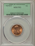 Lincoln Cents, 1979-D 1C MS67 Red PCGS. PCGS Population (21/0). Numismedia Wsl. Price for problem free NGC/PCGS coin i...
