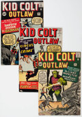 Silver Age (1956-1969):Western, Kid Colt Outlaw Group of 24 (Marvel, 1962-68) Condition: AverageFN+.... (Total: 24 Comic Books)