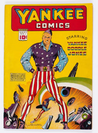 Yankee Comics #1 (Chesler, 1941) Condition: Apparent FN