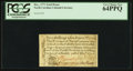 Colonial Notes:North Carolina, North Carolina December, 1771 2s/6d House PCGS Very Choice New 64PPQ.. ...