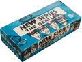 """Non-Sport Cards:Unopened Packs/Display Boxes, 1964 O-Pee-Chee """"The Beatles"""" Black & White Second Series WaxBox With 36 Unopened Packs!..."""