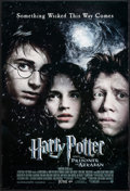 "Movie Posters:Fantasy, Harry Potter and the Prisoner of Azkaban (Warner Brothers, 2004).One Sheet (27"" X 40"") DS Advance. Fantasy.. ..."