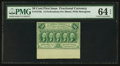 Fractional Currency:First Issue, Fr. 1310a 50¢ First Issue Perf. 14 PMG Choice Uncirculated 64 EPQ.. ...