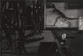 Photographs, David Martin Heath (American, b. 1931). New York City (boy in the Natural History Museum), circa 1957. Gelatin silver, p...