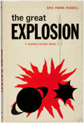 Books:Science Fiction & Fantasy, Eric Frank Russell. The Great Explosion. New York: Dodd, Mean & Company, [1962]....
