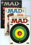 Magazines:Mad, Mad #71-90 Group (EC, 1962-64) Condition: Average VG+. Includes #71, 72 (anniversary special), 73, 74, 75, 76 (Sergio Aragon... (Total: 20 Comic Books)