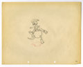 "Original Comic Art:Miscellaneous, Walt Disney Studios - ""Orphan's Benefit"" Animation ProductionDrawing Original Art (Disney, 1934). Donald Duck is the star o..."