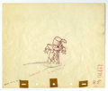 """Original Comic Art:Miscellaneous, Fred Moore - """"Dumbo"""" Animation Production Drawing Original Art(Disney, 1941). Dumbo's streetwise, yet soft-hearted companio..."""