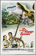 """Movie Posters:Fantasy, 7th Voyage of Sinbad (Columbia, R-1975). One Sheet (27"""" X 41""""). Style """"B."""" When a princess (Kathryn Grant) is shrunken by an..."""