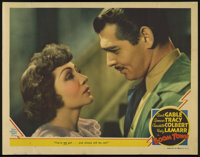 "Boom Town (MGM, 1940). Lobby Card (11"" X 14""). This is the sort of MGM film that made the studio so famous in..."
