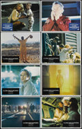 """Movie Posters:Science Fiction, Close Encounters of the Third Kind (Columbia, 1977 and SpecialEdition 1980). Lobby Cards (8) (11"""" X 14""""). After an encounte...(Total: 8 Items)"""