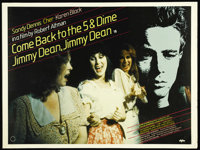"""Come Back to the Five and Dime, Jimmy Dean, Jimmy Dean (Cinecom, 1982). British Quad (30"""" X 40""""). The Disciple..."""