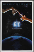 "Movie Posters:Science Fiction, E.T. The Extraterrestrial (Universal, 1982). One Sheet (27"" X 41"").Henry Thomas, Dee Wallace-Stone and Drew Barrymore star ..."