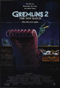 "Movie Posters:Fantasy, Gremlins 2: The New Batch (Warner Brothers, 1990). One Sheet (27"" X41""). Gizmo is back and he's brought along some new frie..."