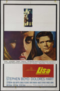 """Movie Posters:Thriller, Lisa (20th Century Fox, 1962). One Sheet (27"""" X 41""""). At the end of World War II, Lisa Held (Dolores Hart) and many other di..."""