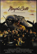 "Movie Posters:War, Memphis Belle (Warner Brothers, 1990). One Sheet (27"" X 41"").Matthew Modine and Eric Stoltz star in this loosely fact-based..."