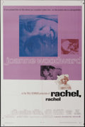 "Movie Posters:Drama, Rachel, Rachel (Warner Brothers-Seven Arts, 1968). One Sheet (27"" X 41""). Paul Newman, in his directorial debut, guides his ..."