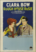 "Movie Posters:Comedy, Rough House Rosie (Paramount, 1927). Clara Bow's popularity soaredin 1927 after she starred in the film ""It"". From then on ..."