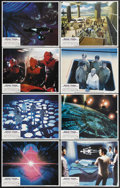 "Movie Posters:Science Fiction, Star Trek: The Motion Picture (Paramount, 1979). Lobby Card Set of8 (11"" X 14""). A decade after they broke new ground in te...(Total: 8 Items)"