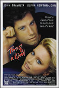"""Movie Posters:Fantasy, Two of a Kind (20th Century Fox, 1983). One Sheet (27"""" X 41"""").Olivia Newton-John and John Travolta team up again in this ro..."""