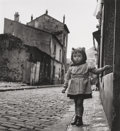 Photographs, Jean-Philippe Charbonnier (French, 1921-2004). Aubervillier, 1952. Gelatin silver, printed later. 9-1/2 x 9-1/4 inches (...