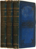 Books:Science Fiction & Fantasy, G[eorge] J[ohn] Whyte-Melville. Sarchedon: A Legend of the Great Queen. London: Chapman and Hall, 1871. ... (Total: 3 Items)