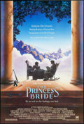 "Movie Posters:Fantasy, The Princess Bride (20th Century Fox, 1987). One Sheet (27"" X 41"").Fantasy.. ..."