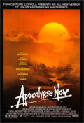 "Movie Posters:War, Apocalypse Now: Redux (Miramax, R-2001). One Sheet (27"" X 39.5"")SS. War.. ..."