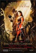 """Movie Posters:Fantasy, The Brothers Grimm (Dimension, 2005). Autographed One Sheet (27"""" X 40"""") DS Advance. Fantasy.. ..."""