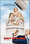 """Movie Posters:Documentary, Shut Up & Sing (The Weinstein Company, 2006). Autographed One Sheet (27"""" X 40"""") SS. Documentary.. ..."""