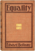Books:Literature Pre-1900, Edward Bellamy. Equality. New York: D. Appleton, 1897....