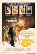 "Movie Posters:James Bond, The Man with the Golden Gun (United Artists, 1974). One Sheet (27""X 41"") ""Villian"" Style B.. ..."