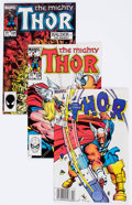 Modern Age (1980-Present):Superhero, Thor #321-344 Near-Complete Run Box Lot (Marvel, 1982-84)Condition: Average VF/NM.... (Total: 2 Box Lots)