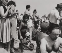 Morris Engel (American, 1918-2005) Coney Island, New York, circa 1940 Gelatin silver, printed later<
