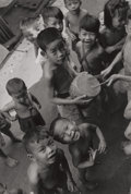 Photographs:Gelatin Silver, Ernst Haas (American/Austrian, 1921-1986). The Children Gay and Well Fed, Siam, 1950. Gelatin silver. 11-3/4 x 8 inches ...