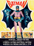 "Movie Posters:Action, Batman (20th Century Fox, 1966). French Grande (45"" X 61"").. ..."
