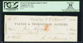 Obsoletes By State:Nevada, Virginia City, NV (Territory)- Paxton & Thornburgh $40 Check Nov. 3, 1862. ...