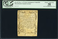 Colonial Notes:Massachusetts, Massachusetts December 7, 1775 36s Contemporary Counterfeit PCGSApparent Choice About New 58.. ...