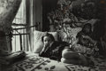 Photographs:Gelatin Silver, Mary Ellen Mark (American, b. 1941). Child on bed, 1969.Gelatin silver. 9-1/8 x 13-3/4 inches (23.2 x 34.9 cm). The pho...