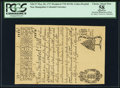Colonial Notes:New Hampshire, New Hampshire May 20, 1717 Redated 1729 £3 10s Cohen Reprint PCGSApparent Choice About New 58.. ...